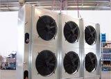 Холодильные камеры шоковой заморозки. Оборудование для шоковой заморозки