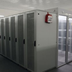 Серверная комната в Баку от FROST SERVICE