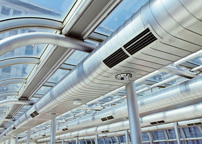 Вентиляция и кондиционирование воздуха Вентиляция помещений от компании FROST SERVICE, Баку, Азербайджан